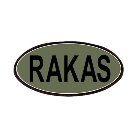 Lithuanian Scout Camp Rakas Patches