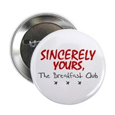 """'Sincerely Yours' 2.25"""" Button (10 pack)"""