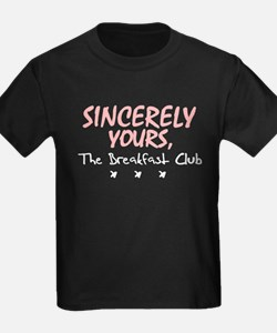 'Sincerely Yours' T