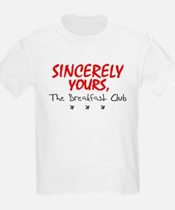 'Sincerely Yours' T-Shirt