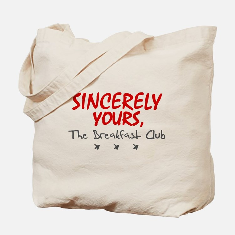 'Sincerely Yours' Tote Bag