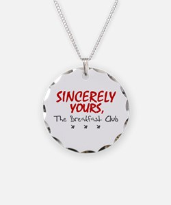 'Sincerely Yours' Necklace