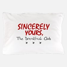 'Sincerely Yours' Pillow Case