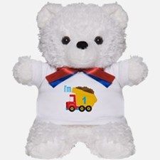 Dump Truck Im 1 Teddy Bear