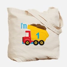 Dump Truck Im 1 Tote Bag