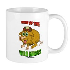 Friend of The Wild Haggis Small Left Hand Mug