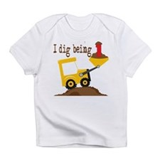 I Dig Being 1 Infant T-Shirt