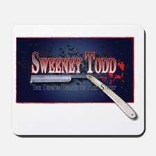 Sweeney Todd Cast Tshirts Mousepad