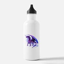 Purple Dragon Water Bottle