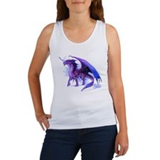Purple Dragon Women's Tank Top