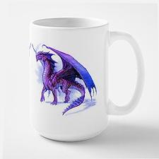 Purple Dragons Mug