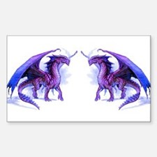 Purple Dragons Decal