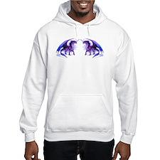Purple Dragons Hoodie