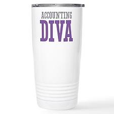 Accounting DIVA Travel Mug