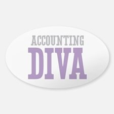 Accounting DIVA Decal