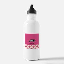 Mortician PINK jewelry Water Bottle