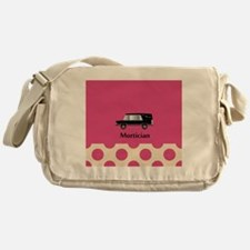 Mortician PINK jewelry Messenger Bag