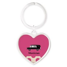 Mortician PINK jewelry Keychains