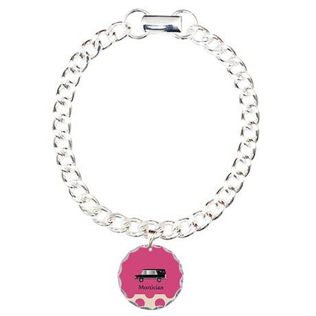 Mortician PINK jewelry Bracelet