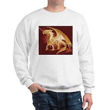 Gold Dragon Sweatshirt