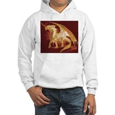 Gold Dragon Hoodie