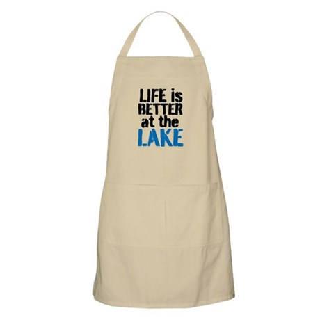 Life is better at Lake Apron