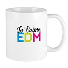 Je T'aime EDM Mug