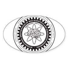 Mad Science Union Logo Decal
