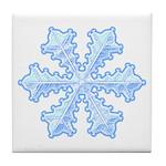 Flurry Snowflake XIII Tile Coaster