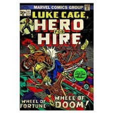 Luke Cage, Hero For Hire (Wheel Of Fortune... Whee