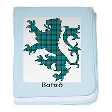 Lion - Baird baby blanket