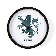 Lion - Baird Wall Clock