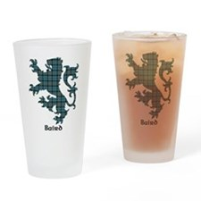 Lion - Baird Drinking Glass