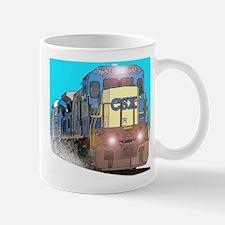 CSX Train Mug