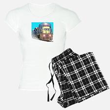 CSX Train Pajamas
