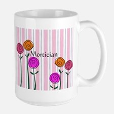 Mortician floral roses Mug