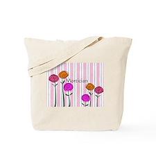 Mortician floral roses Tote Bag