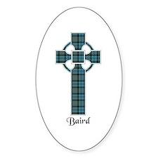 Cross - Baird Decal