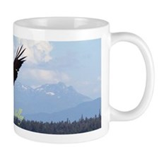 Baby Eagle Coffee Mug