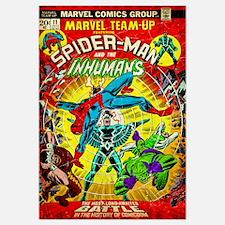 Spider-Man And The Inhumans