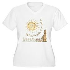 illbeinthegarden Plus Size T-Shirt
