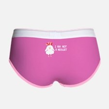 I Am Not A Nugget Women's Boy Brief