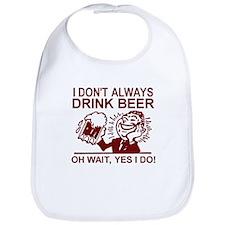 Always Drink Beer Bib
