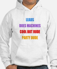 Theme Song Hoodie