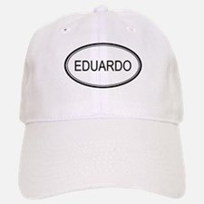 Eduardo Oval Design Baseball Baseball Cap