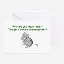 We Mouse Greeting Cards (Pk of 10)