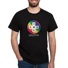 Gaymers, Rainbow D-Pad T-Shirt