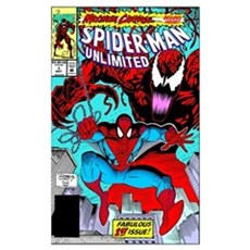 Spider-Man Unlimited (Maximum Carnage) Framed Print