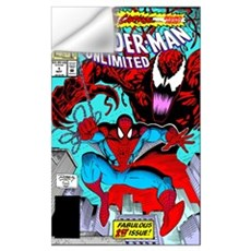 Spider-Man Unlimited (Maximum Carnage) Wall Decal