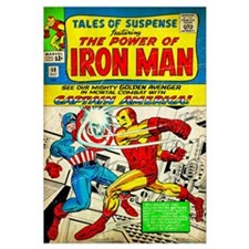 Tales Of Suspence Featuring The Power Of Iron Man